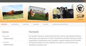 Hardthof Beinberg – Bioland Betrieb