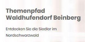 Waldhufen-Wanderweg Beinberg